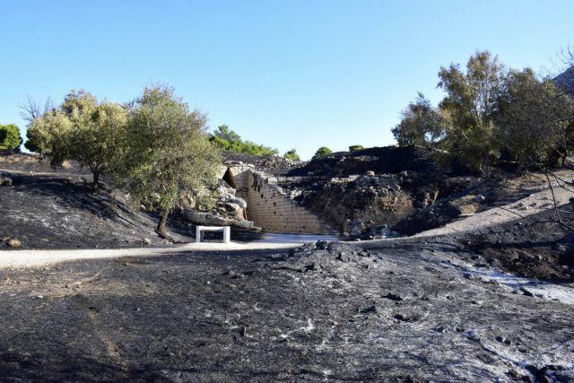 Αιχμηρή ανάρτηση Τσίπρα κατά Μενδώνη και κυβέρνησης για τη φωτιά στις Μυκήνες | tanea.gr