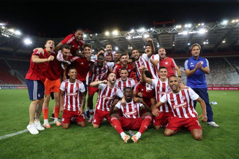 Οριστικά στα play offs του Champions League ο Ολυμπιακός | tanea.gr