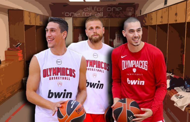 Ολυμπιακός: Τη δική τους μάχη θα δώσουν τρεις Έλληνες   tanea.gr