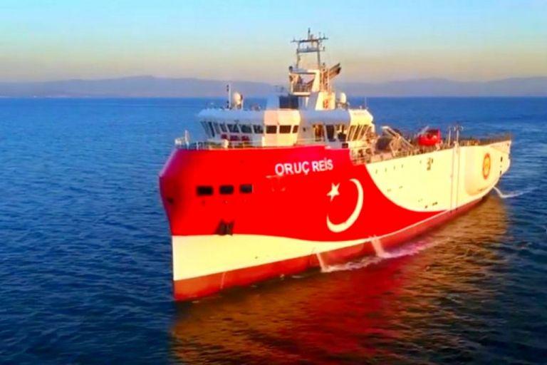 Έκτακτη επικοινωνία Μέρκελ με Ερντογάν – Συνεχίζει τα «παιχνίδια» με το Oruc Reis η Τουρκία | tanea.gr