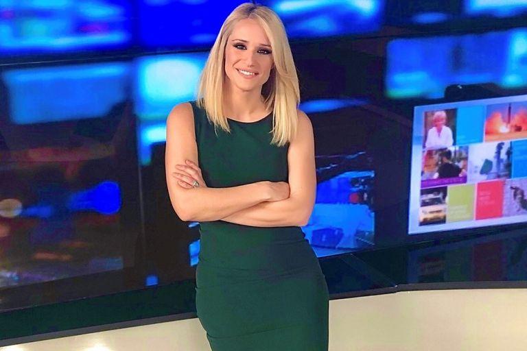 Η Κατερίνα Παναγοπούλου στο MEGA | tanea.gr