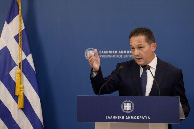 Πέτσας στο MEGA: Επιμένουμε στον διάλογο με την Τουρκία | tanea.gr