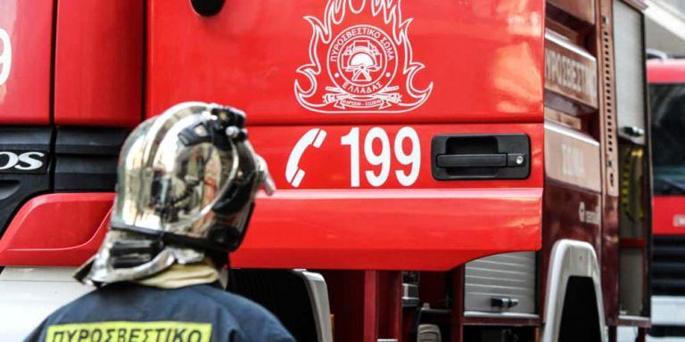 Φωτιά στην Αιτωλοακαρνανία – Μεγάλη κινητοποίηση της Πυροσβεστικής | tanea.gr
