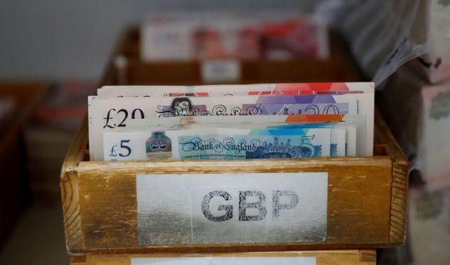 Ο κοροναϊός εκτόξευσε το βρετανικό δημόσιο χρέος | tanea.gr