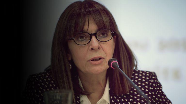 Σακελλαροπούλου: Οι προκλήσεις της Τουρκίας δεν θα μας αποπροσανατολίσουν | tanea.gr