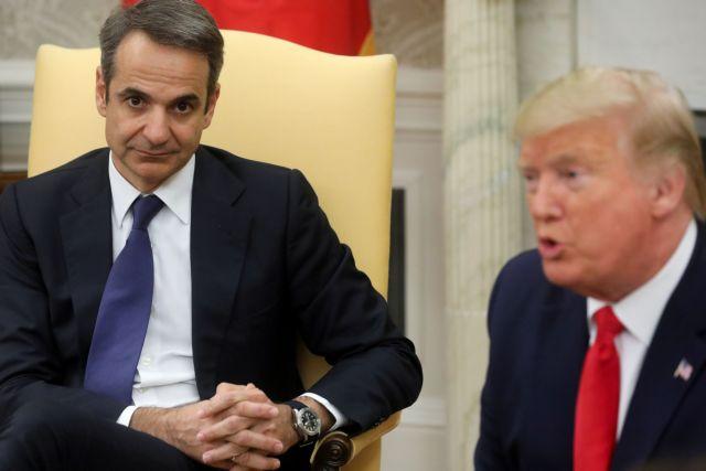 Ανατολική Μεσόγειος: Η παρέμβαση Τραμπ και οι αλλαγές στις ισορροπίες   tanea.gr
