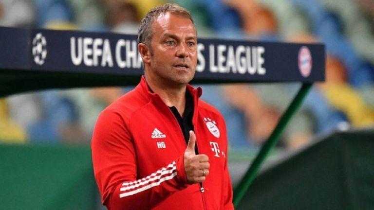 Κορυφαίος Γερμανός προπονητής της σεζόν ο Χάνσι Φλικ | tanea.gr