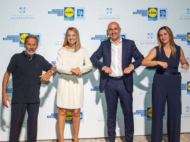 «Στον δρόμο για ένα καλύτερο αύριο»: Η Lidl Eλλάς δημιουργεί τις προϋποθέσεις για μια δυναμική Ελλάδα! | tanea.gr