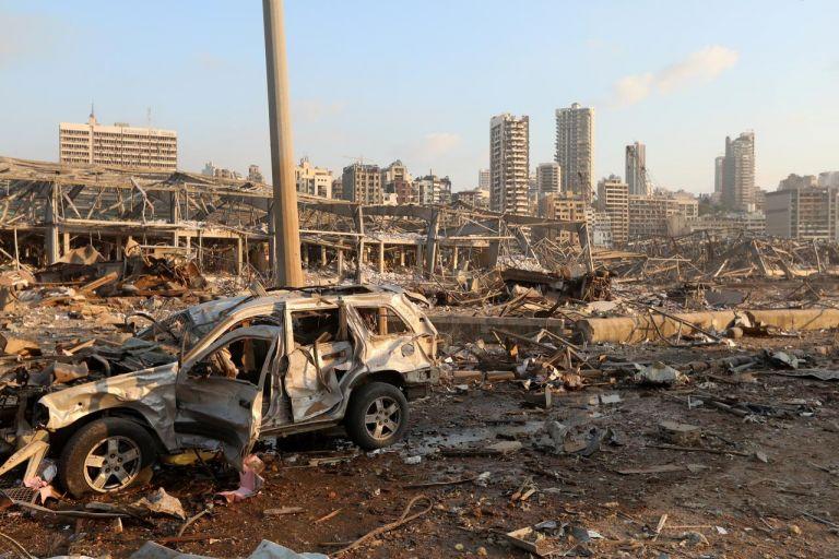 Βηρυτός : Ελάχιστες οι πιθανότητες να βρεθεί επιζών ένα μήνα μετά τη φονική έκρηξη   tanea.gr