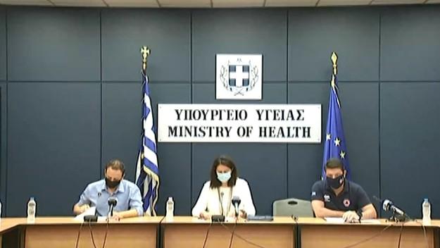 Κοροναϊός : Δείτε live την ενημέρωση από Γκ. Μαγιορκίνη, Ν. Χαρδαλιά και Ν. Κεραμέως | tanea.gr