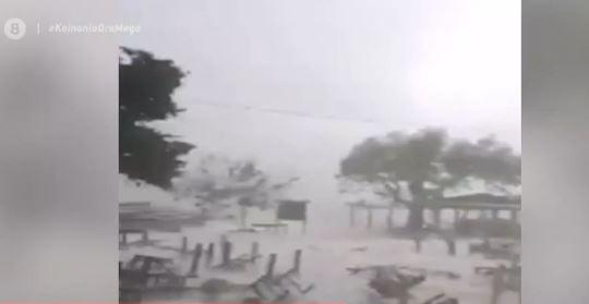 Ιανός: Χωρίς ρεύμα για τέταρτη μέρα η Ιθάκη – Μεγάλες καταστροφές | tanea.gr