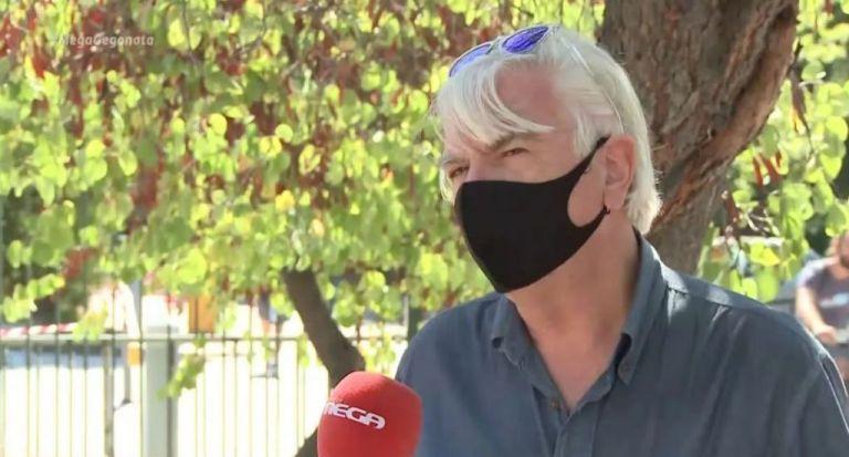 Συγκλονιστική μαρτυρία στο MEGA του ασθενούς «0» στην Αττική | tanea.gr