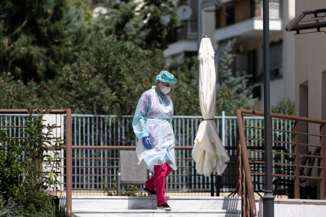 Μαρούσι: Κρούσματα κοροναϊού σε γηροκομείο | tanea.gr