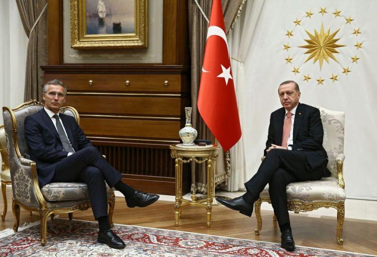 Μίλησε με τον Στόλτενμπεργκ ο Ερντογάν: Πολύτιμοι σύμμαχοι Ελλάδα και Τουρκία   tanea.gr