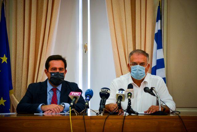 Θεοδωρικάκος: Δήμοι και περιφέρεια να υποδείξουν στη Λέσβο χώρους διαμονής των αστέγων | tanea.gr