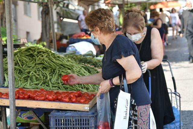 Σε ποιες επιβαρυμένες από κοροναϊό περιοχές επαναλειτουργούν οι λαϊκές αγορές | tanea.gr