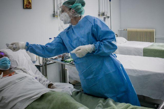 Ακόμη ένας θάνατος από κοροναϊό: Κατέληξε 74χρονος στο «Σωτηρία» | tanea.gr