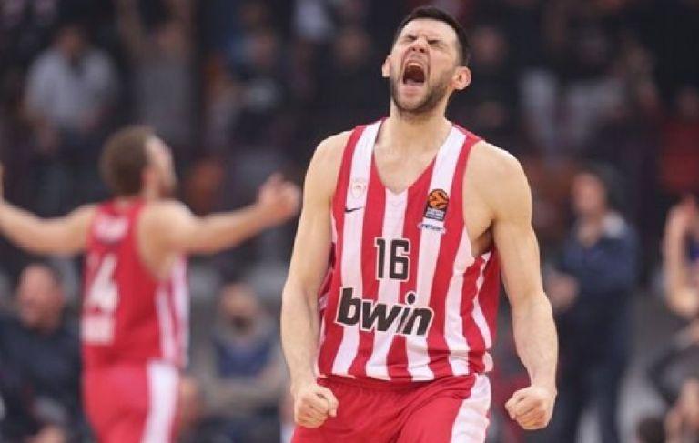 Παπανικολάου: «Να ζήσουμε μαγικές στιγμές με τον Ολυμπιακό»   tanea.gr