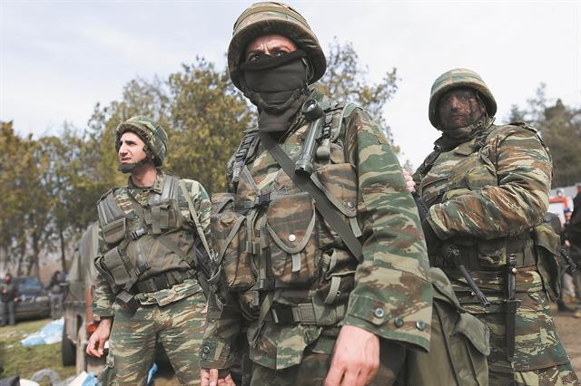 Μητσοτάκης : Εξετάζουμε την υποχρεωτική στράτευση στα 18 | tanea.gr