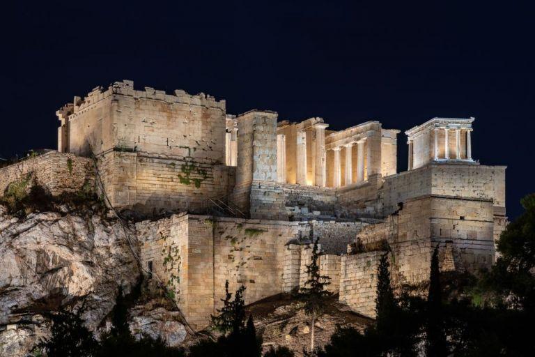Έτσι θα είναι ο νέος φωτισμός της Ακρόπολης [Εικόνες] | tanea.gr