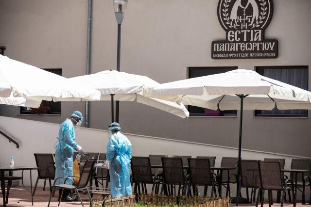 Κοροναϊός: Νεκροί δύο ηλικιωμένοι σε λίγες ώρες – Ο άνδρας νόσησε στο γηροκομείο στον Εύοσμο | tanea.gr
