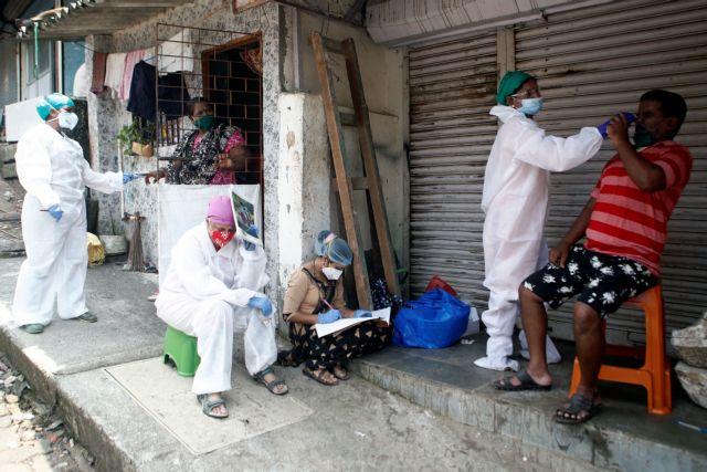 Ινδία: Δεύτερη πιο πληγείσα χώρα από τον κοροναϊό με  4 εκατ. κρούσματα - Ξεπέρασε τη Βραζιλία   tanea.gr