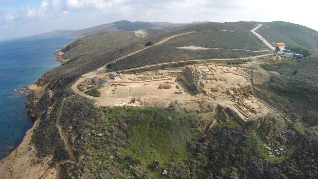 Αυτοψία Μενδώνη στη Λήμνο – Έργα 10 εκατομμυρίων ευρώ μέσω ΕΣΠΑ   tanea.gr
