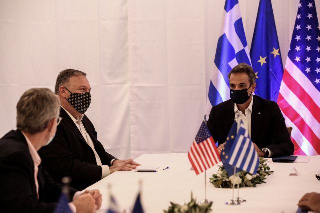Μητσοτάκης: Η Σούδα είναι το πιο στρατηγικό σημείο της Αν. Μεσογείου | tanea.gr
