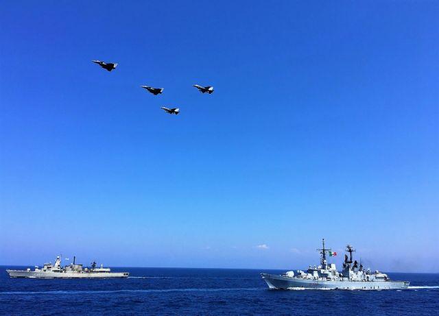 «Pax Mediterranea» - Έξαλλος ο Ερντογάν με το ευρωπαϊκό μέτωπο κατά της Τουρκίας | tanea.gr