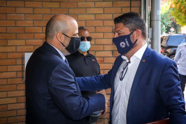 Χαρδαλιάς: Πολύτιμη η συμβολή της Εθνικής Αρχής Διαφάνειας στη μάχη κατά του κοροναϊού | tanea.gr