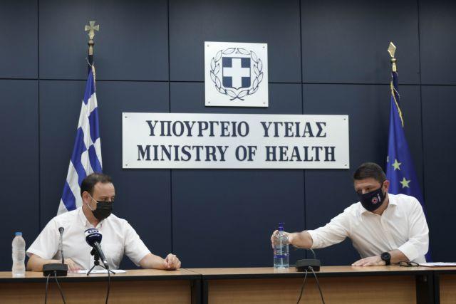 Με Μαγιορκίνη και Χαρδαλιά η σημερινή ενημέρωση για τον κοροναϊό | tanea.gr