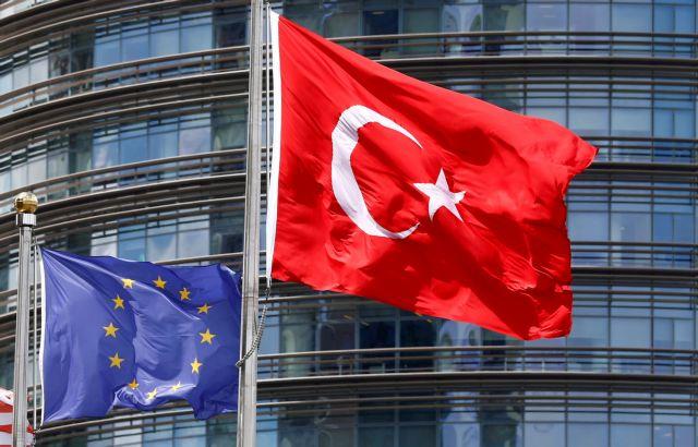 Κομισιόν προς Τουρκία: Έτοιμη η ΕΕ για περιοριστικά μέτρα   tanea.gr