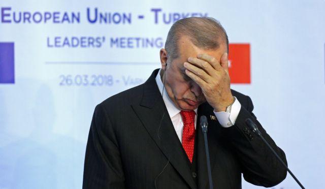 Τα τερτίπια της Τουρκίας εξαντλούν την υπομονή Ελλάδας και Ευρώπης | tanea.gr