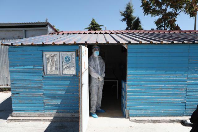 Σύσκεψη μετά τα κρούσματα σε προσφυγικές δομές | tanea.gr