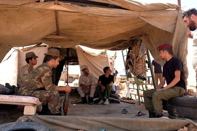 Πολιτική αβεβαιότητα στη Λιβύη: Παραιτήθηκε η μεταβατική κυβέρνηση | tanea.gr