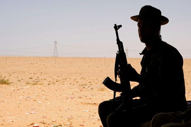 Λιβύη: Κυρώσεις της ΕΕ σε τουρκική ναυτιλιακή που μετέφερε όπλα στον Σάρατζ | tanea.gr