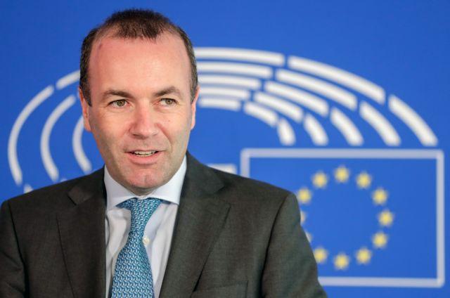 Βέμπερ : Να τερματιστούν οι ενταξιακές διαπραγματεύσεις με την Τουρκία | tanea.gr