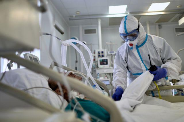 Στα ύψη και πάλι τα κρούσματα – 315 νέα και 7 θάνατοι το τελευταίο 24ωρο [γραφήματα] | tanea.gr