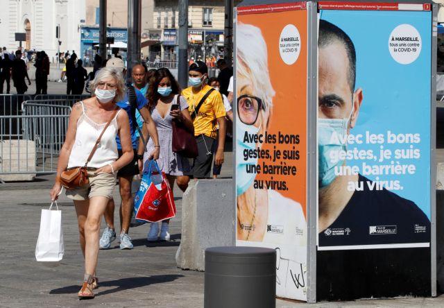 Γαλλία: Πάνω από 14.000 νέα κρούσματα - 39 θάνατοι μέσα σε 24 ώρες | tanea.gr