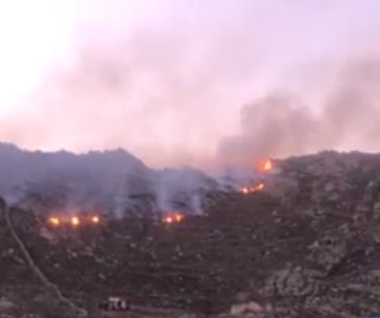 Φωτιά στη Μύκονο: Σε εξέλιξη επιχείρηση της πυροσβεστικής | tanea.gr