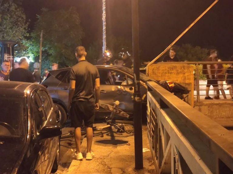 Τροχαίο στη Λάρισα: Δύσκολο και πολύωρο χειρουργείο για τον 16χρονο που έπεσε από γέφυρα | tanea.gr