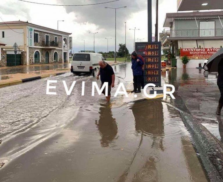 Ιανός : Στο επίκεντρο του κυκλώνα και η Ερέτρια | tanea.gr