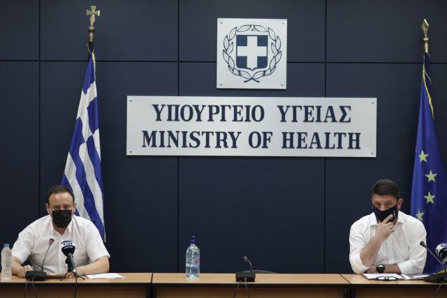 Κοροναϊός: Δείτε την ενημέρωση από τους Γκ. Μαγιορκίνη και Ν. Χαρδαλιά   tanea.gr