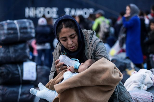 Θετικοί στον κοροναϊό δύο πρόσφυγες στο ΚΥΤ Σάμου - Καταφθάνουν ΕΟΔΥ και αστυνομικές δυνάμεις | tanea.gr
