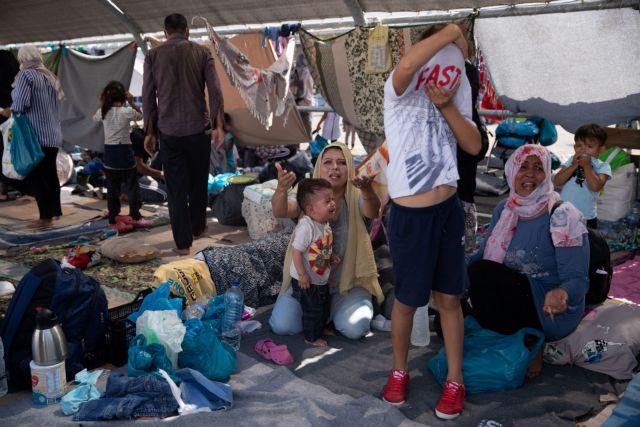 Λέσβος: Ταλαιπωρημένα προσφυγόπουλα συγκλονίζουν με τις μαρτυρίες τους στο MEGA | tanea.gr