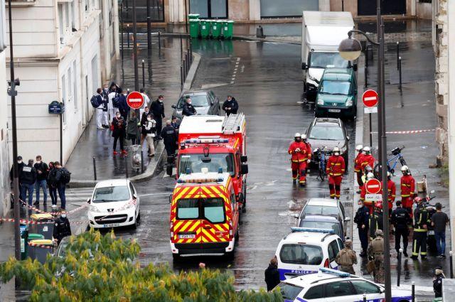 Charlie Hebdo: Ομολόγησε την επίθεση ο 18χρονος Πακιστανός - «Δεν μπορούσε να ανεχτεί τα σκίτσα του Μωάμεθ»   tanea.gr