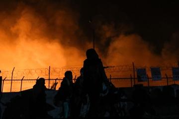 Σύλληψη και έκτου ατόμου για τη φωτιά στη Μόρια | tanea.gr