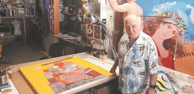 «Οι σύγχρονοι έλληνες ζωγράφοι κάνουν βρικόλακες, τέρατα» | tanea.gr