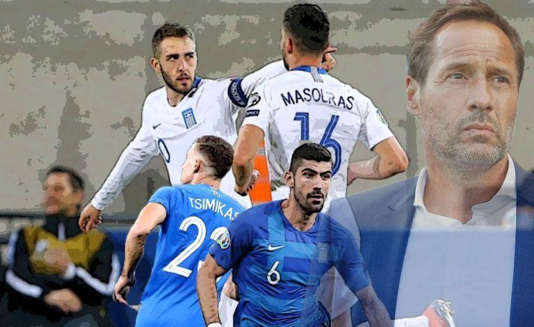 Το όνειρο της Εξυγίανσης : 4ο σερί ματς δίχως παίκτη του Ολυμπιακού στην εντεκάδα της Εθνικής | tanea.gr
