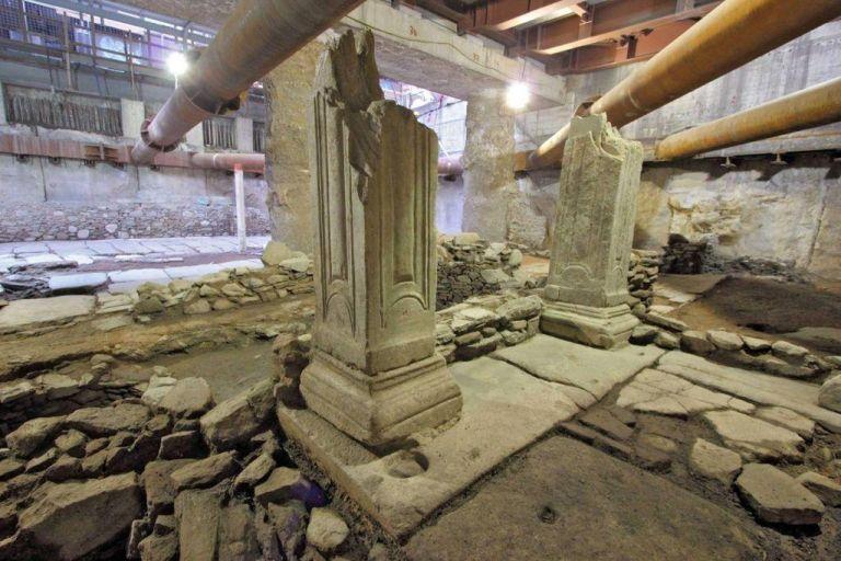 ΚΑΣ: Ομόφωνη απόφαση υπέρ της απόσπασης των αρχαίων από το μετρό «Βενιζέλου» | tanea.gr